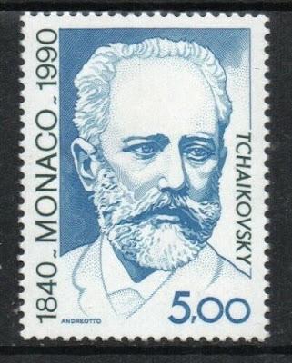 Tchaikovsky  Monaco