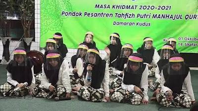 PONDOK PESANTREN TAHFIZH MANHAJUL QUR'AN Alamat Jl. KHR. Asnawi 2E 4/2 Damaran Kudus Jawa Tengah Mari Bergabung Bersama Kami BERKHIDMAH sebagai