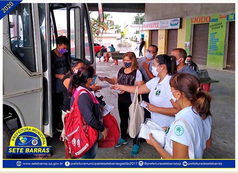 Organização Comunitária Rural Paulista contra o novo Coronavírus.