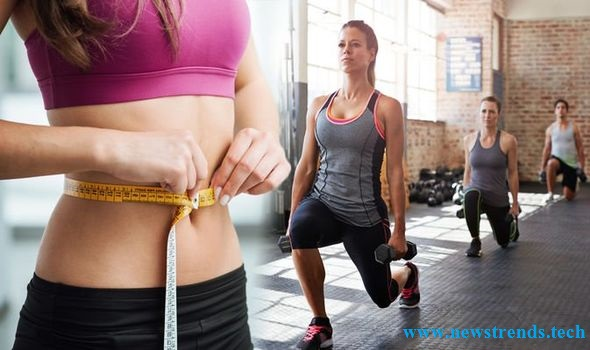 Healthy Weight loss exercise Routine - Newstrends