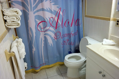 Aloha Oceanfront Motel in North Wildwood, New Jersey