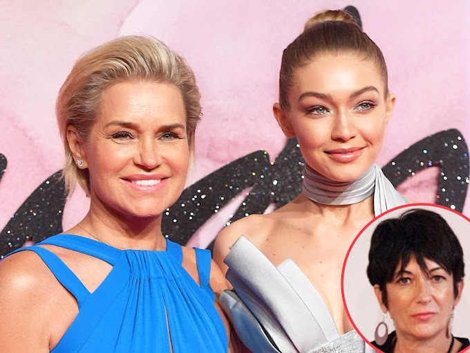 Yolanda Hadid Denies Claims She Hid Ghislaine Maxwell At Her Pennsylvania Farmhouse, Gigi Hadid Weighs In And Comes To Her Mom's Defense!