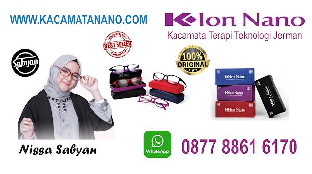 Distributor resmi Kacamata KIon Nano