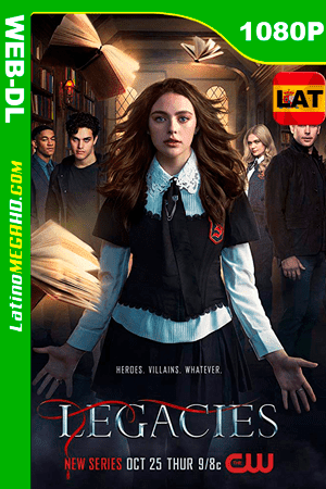 Legacies (Serie de TV) Temporada 1 (2018) Latino HD WEB-DL 1080P - 2018