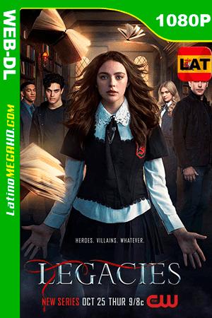 Legacies (Serie de TV) Temporada 1 (2018) Latino HD WEB-DL 1080P ()
