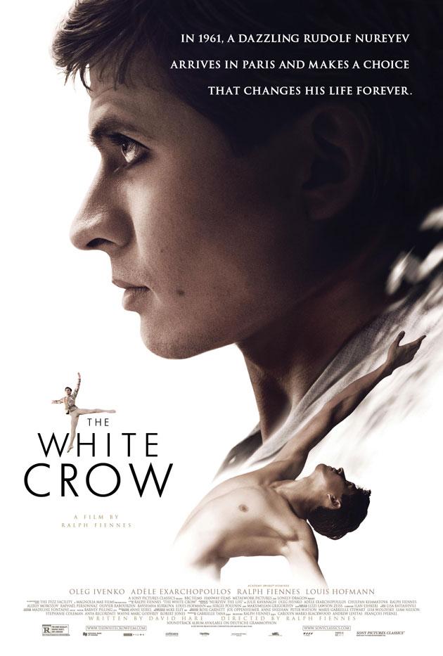 clicca qui per ottenere due inviti gratis per il film The White Crow