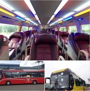 xe Vietkite bus đi Sapa từ Hà Nội