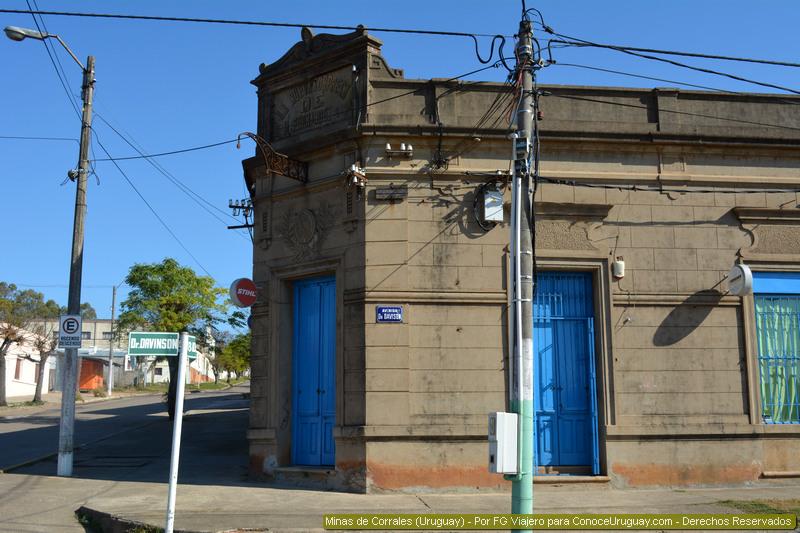 minas de corrales Uruguay