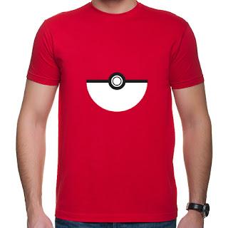 koszulka Pokeball
