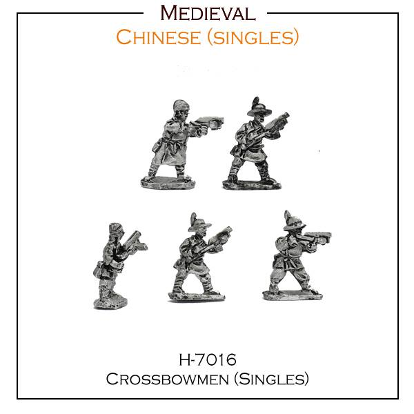 10mm Wargaming: Chinese Single Figures Available from