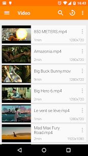 VLC for Android v3.2.7 build 13020714 [Mod Lite] Apk