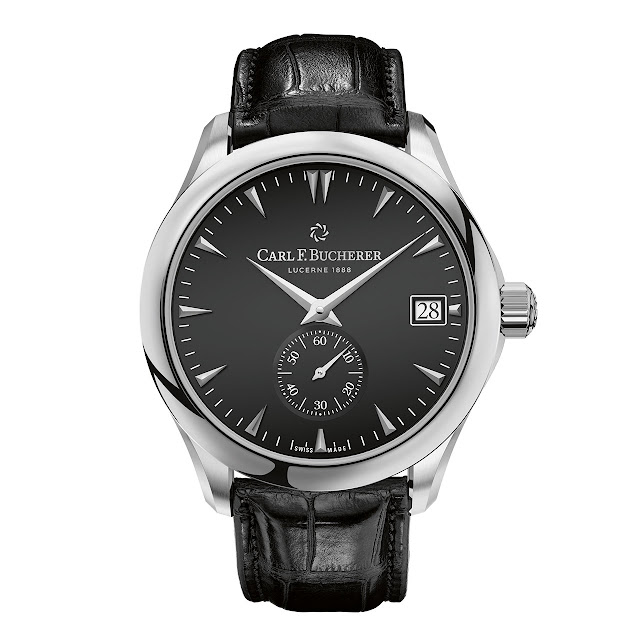 Carl F. Bucherer Manero Peripheral Mechanical Automatic Watch