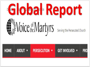 Voice Of The Martyrs (Global Report)