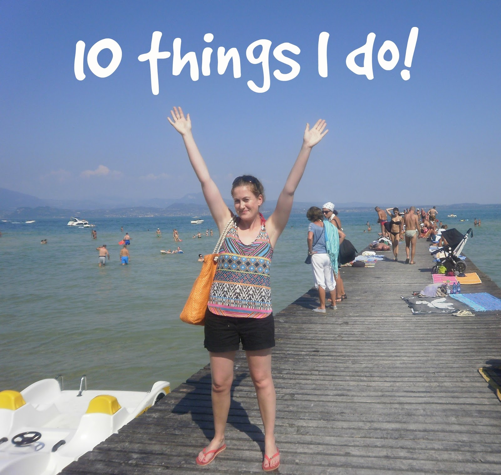 10 ten bad habits and annoying things I do