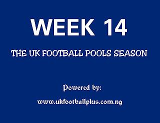 week 14 football pools