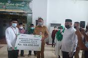 Gubernur Salurkan Ribuan Paket Ramadhan Untuk Kaum Duafa