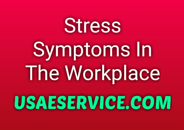 Stress In The Workplace