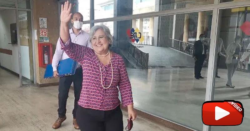 Así se despidieron de una de las criminales más terribles de Venezuela - Tibisay Lucena