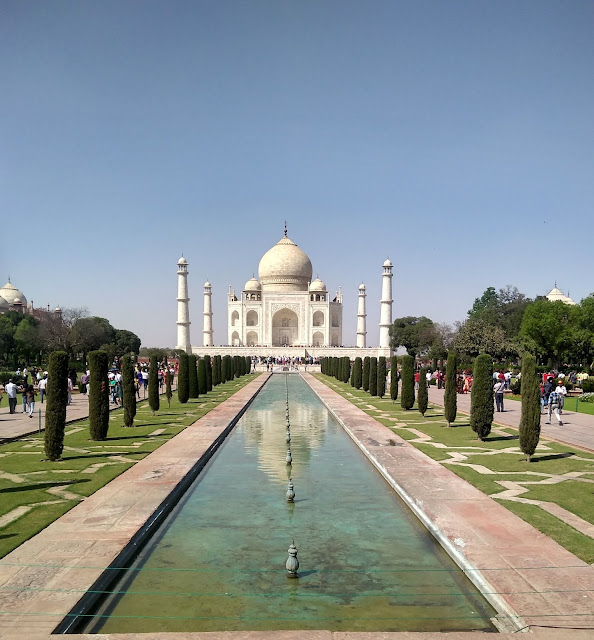 Taj Mahal (Illustration) - World History Encyclopedia