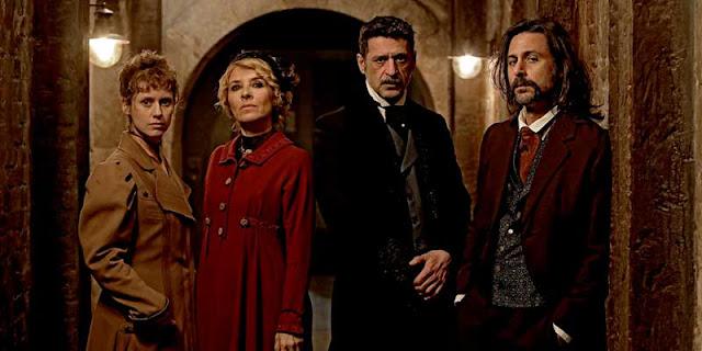 El Ministerio del tiempo cuarta temporada