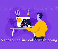 vendere online col dropshipping