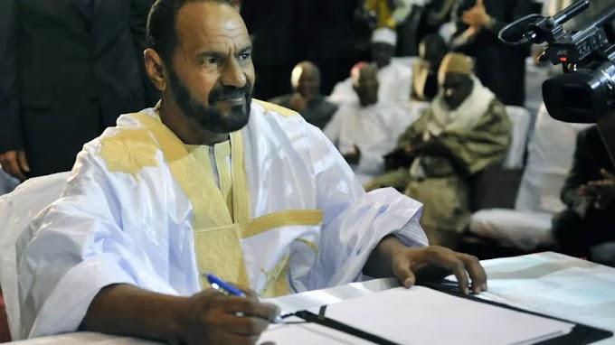 إغتيال سيد إبراهيم ولد سيداتي الرئيس الدوري لتنسيقية الحركات الأزوادية في العاصمة باماكو