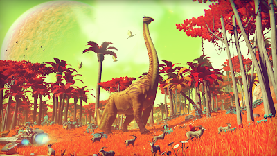 Download No Mans Sky Highly Compressed Game For PC