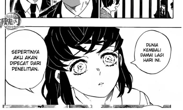 Tamat, Inilah Akhir Kisah Kimetsu no Yaiba