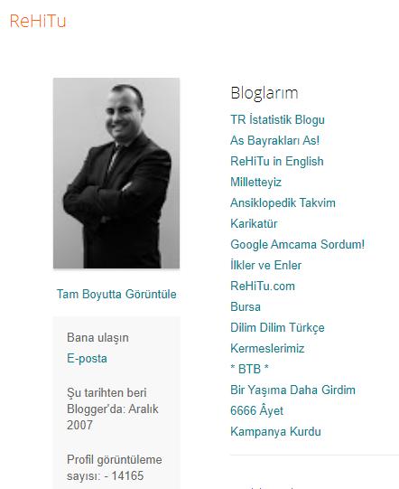ReHiTu Bloglar Topluluğu