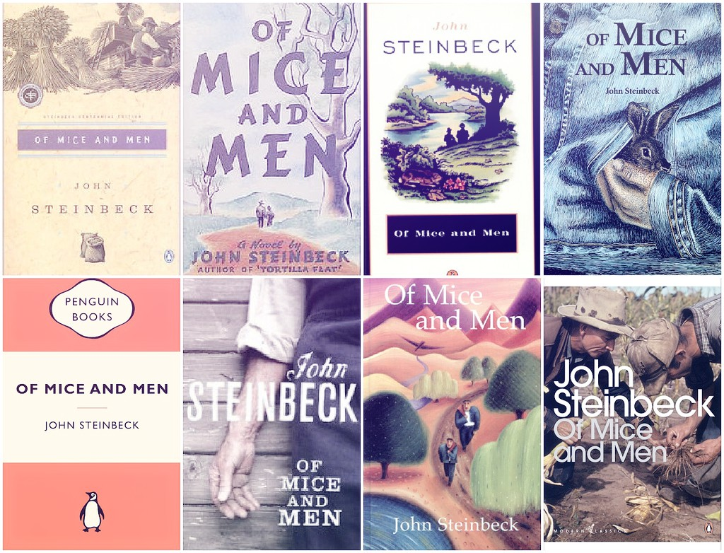 how does steinbeck present racism in of mice and men Steinbeck uses a variety of techniques to portray curley how does steinbeck present curley's each character in of mice and men has their own dreams.