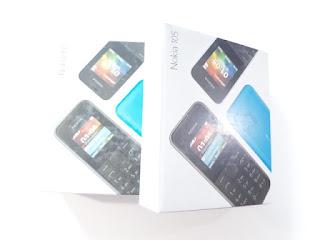 Hape Microsoft Nokia 105 RM-1134 New Garansi Resmi Nokia Indonesia