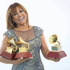 Latin Grammy otorgará Premio a la Excelencia a la merenguera Milly Quezada