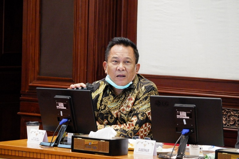 DPRD Jabar Setuju Anggaran Penanganan COVID -19