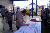 Polres Mitra Komitmen Jaga Netralitas Polri di Pilkada Serentak Tahun 2020