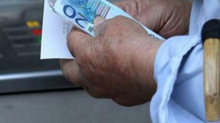 Σύνταξη 384 ευρώ το μήνα εώς την έκδοση της οριστικής