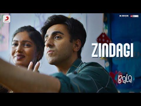 Zindagi Song Lyrics - Bala