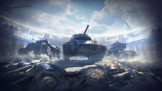 Tank de Guerra Russo