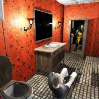 Horror Clown Pennywise - Scary Escape Game for Android