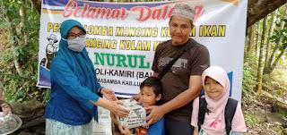 TPA Nurul Ilmi Desa Baloli Gelar Festival Memancing