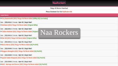 NaaRockers Telugu Movies Download