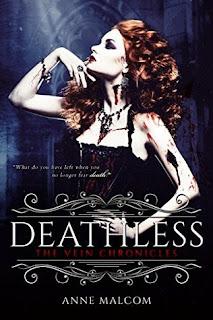 Deathless by Anne Malcom