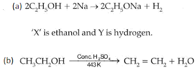 Extra Questions for Class 10th: Ch 4 Carbon and its