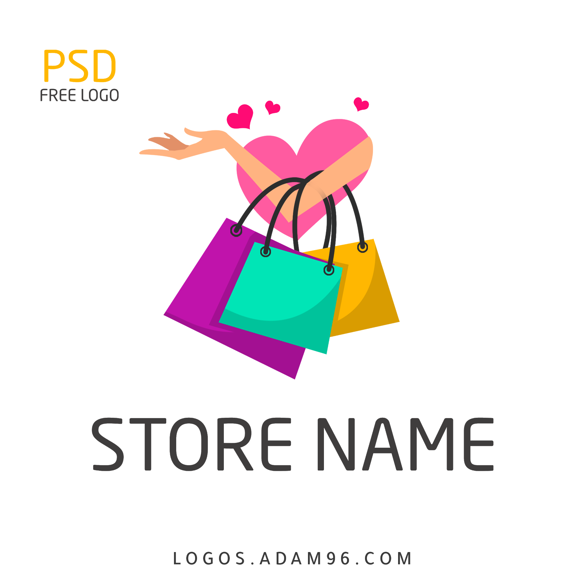 Download Store Logo High Quality Free Logo