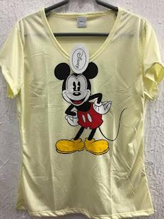 atacado camisetas mickey