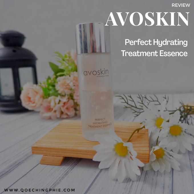 Review : Avoskin Perfect Hydrating Essence, Efektif Mengatasi Kulit Kering dan Kusam