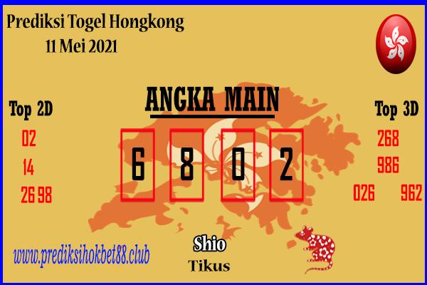 Bocoran Togel Hongkong 11 Mei 2021