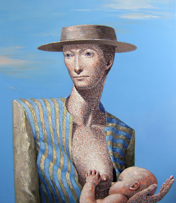 Artist and Child (2011), Robin F. Williams