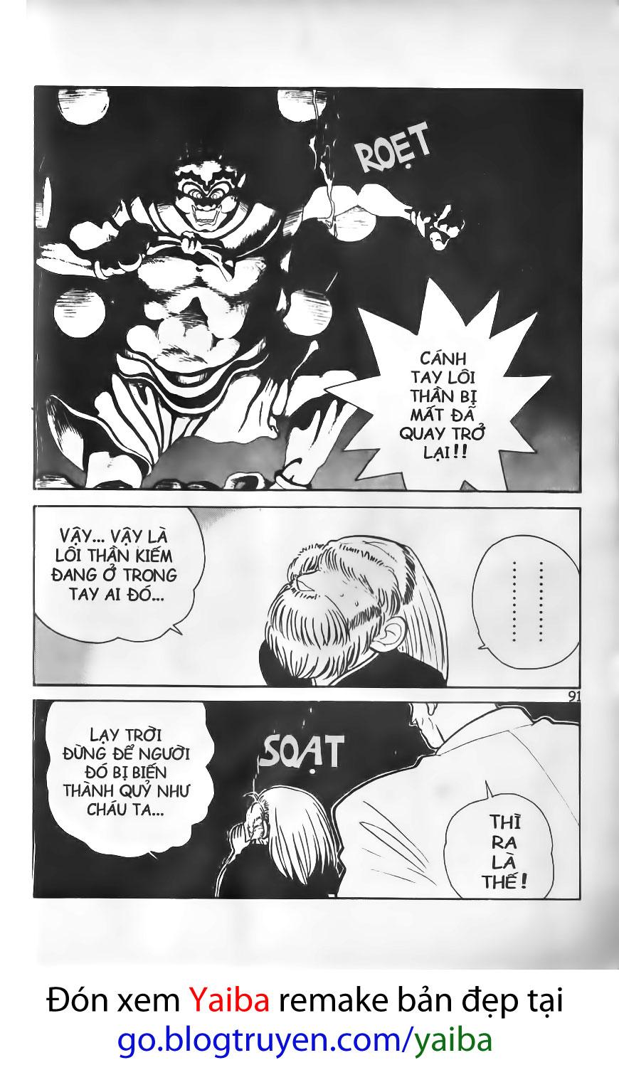 Yaiba chap 14 trang 13
