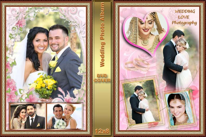 for Photoshop 12x36 Free Download - PSD Wedding Album ...