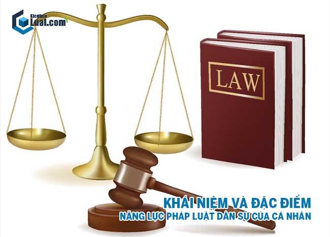 Khái niệm, đặc điểm năng lực pháp luật dân sự của cá nhân